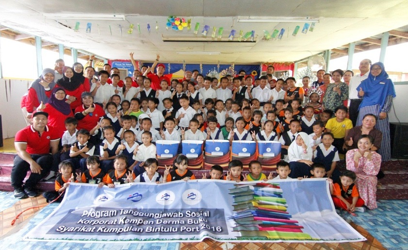 'Book Donation for School Libraries Campaign'